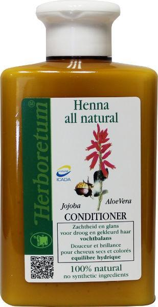 Herboretum Henna All Natural Conditioner Aloejojoba