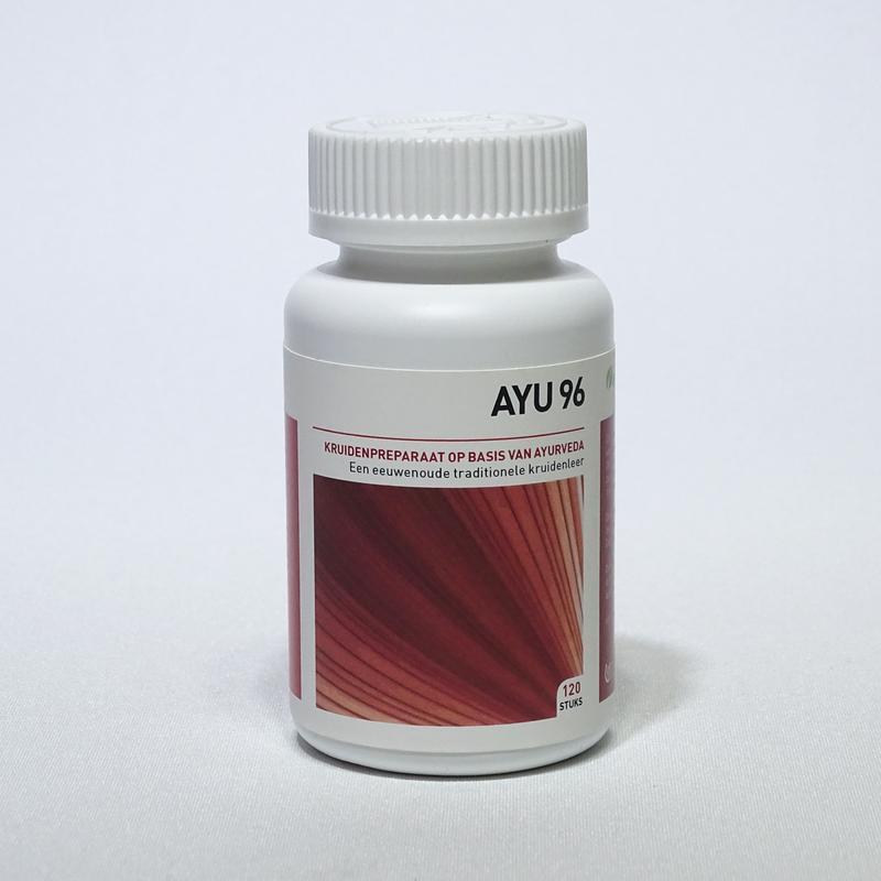 Afbeelding van Ayurveda Health Ayu 96 120tb