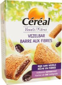 Cereal Vezel Bar 30 Gram