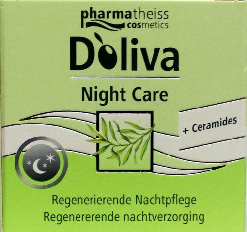 Afbeelding van Doliva Night Care 50ml