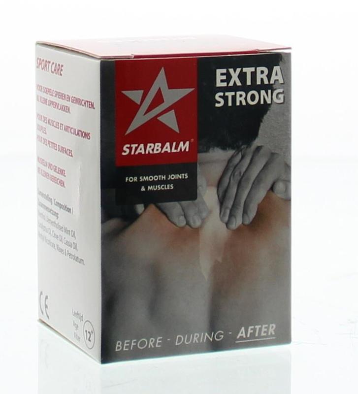 Star Balm Rood 25gram
