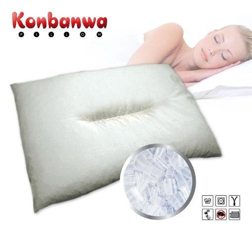 Orange Planet Konbanwa Pillow