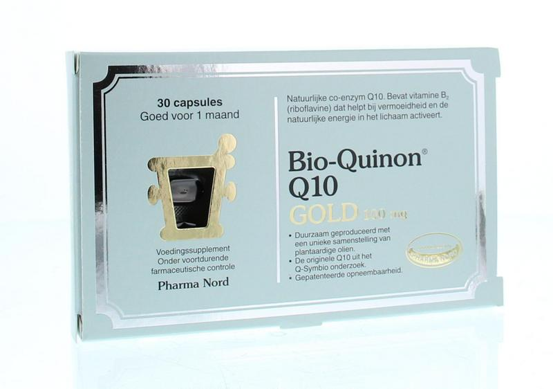 Pharma Nord Bio Quinon Q10 Gold 100 Mg