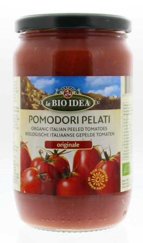 bioidea tomaten gepeld glas vitatheek. Black Bedroom Furniture Sets. Home Design Ideas