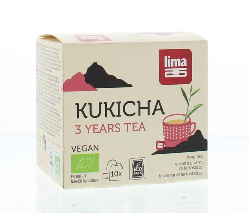 Kukicha builtjes