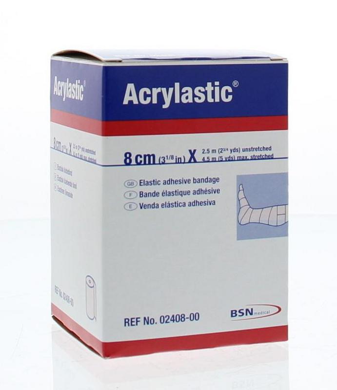 Afbeelding van Acrylastic 8 Cm X 2.5 Meter 2408 (1st)