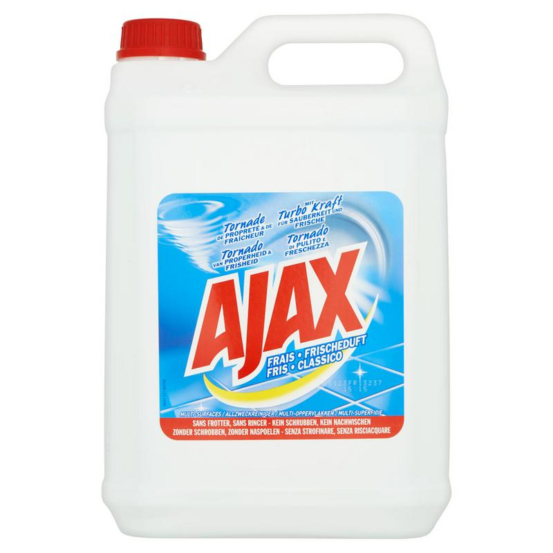 Afbeelding van Ajax Allesreiniger Fris 5000ml