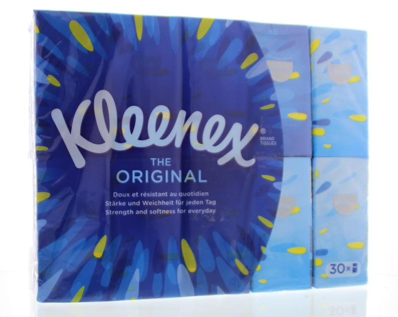 Kleenex Family Zakdoekjes Kim 30stuks