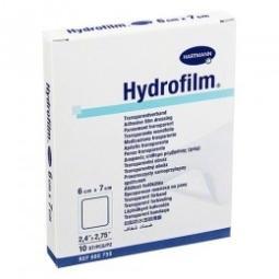 Hydrofilm Wondfolie Ster 6x7cm 10st