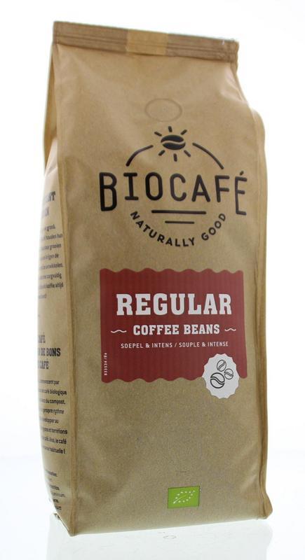 Biocafe Koffiebonen 500g