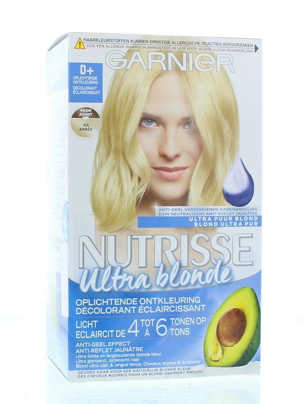 07f792af4be Garnier Nutrisse Ontkleuring - Vitatheek