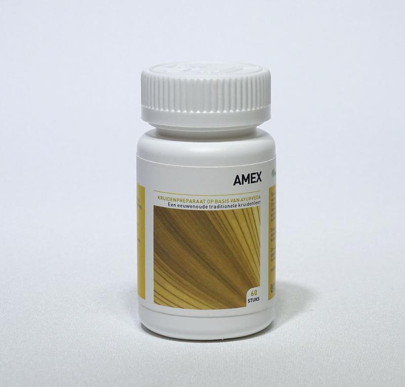 Afbeelding van Ayurveda Health Amex 60tb