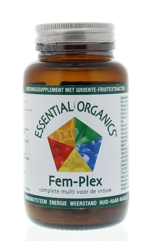 Essential Organ Fem Plex