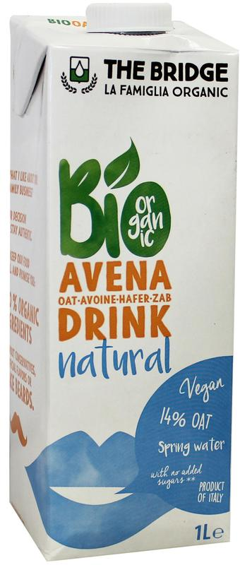 The Bridge Bio Avena Haverdrink Naturel