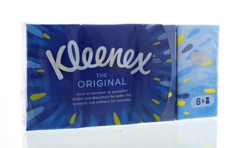 Kleenex Zakdoekjes Regular 10x9stuk