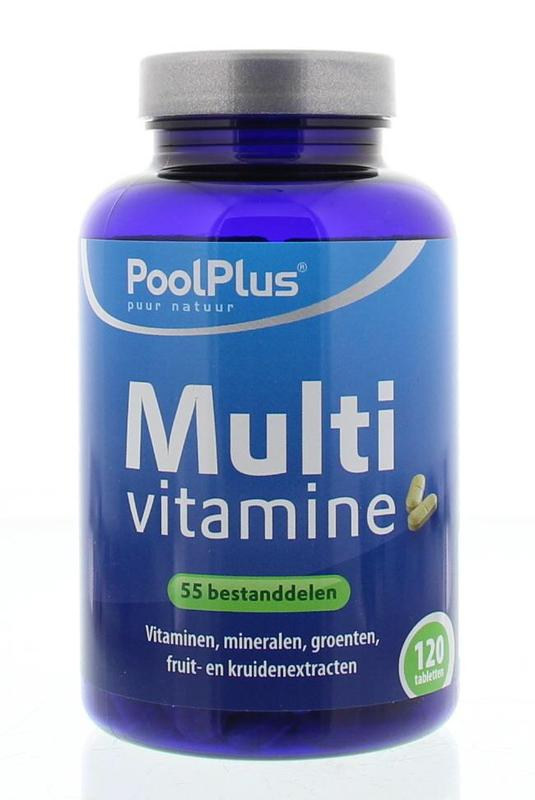 Pool Plus Multivitaminen Tablet