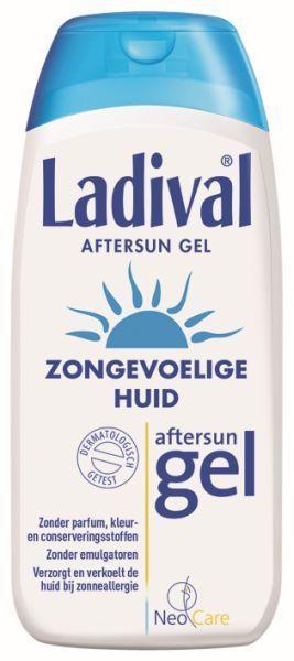 Ladival Aftersun Gel Allergische Huid 200ml