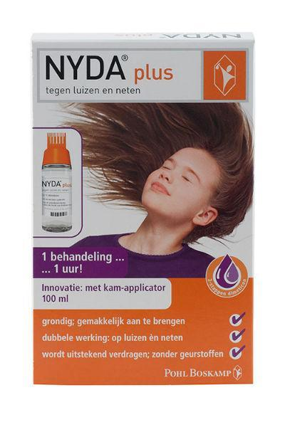 Nyda Plus Met Kam Applicator