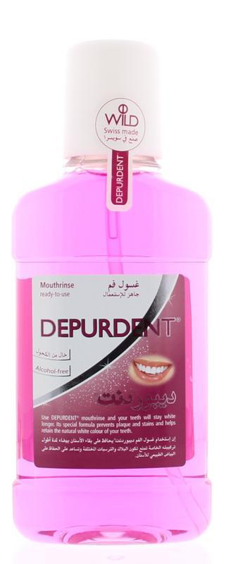 Depurdent Mondwater 250ml