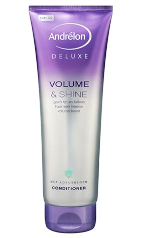 Andrelon Deluxe Conditioner Volume Shine