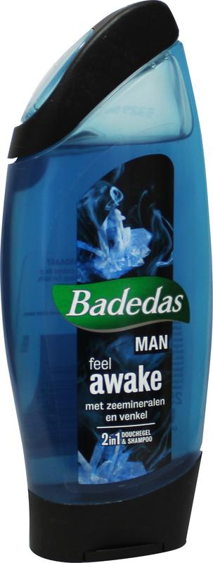 Badedas Douchegel Men 2 In 1 Feel Awake