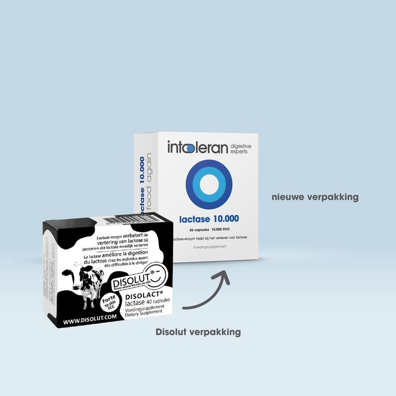 Disolut Disolact (Lactase) Extra Forte