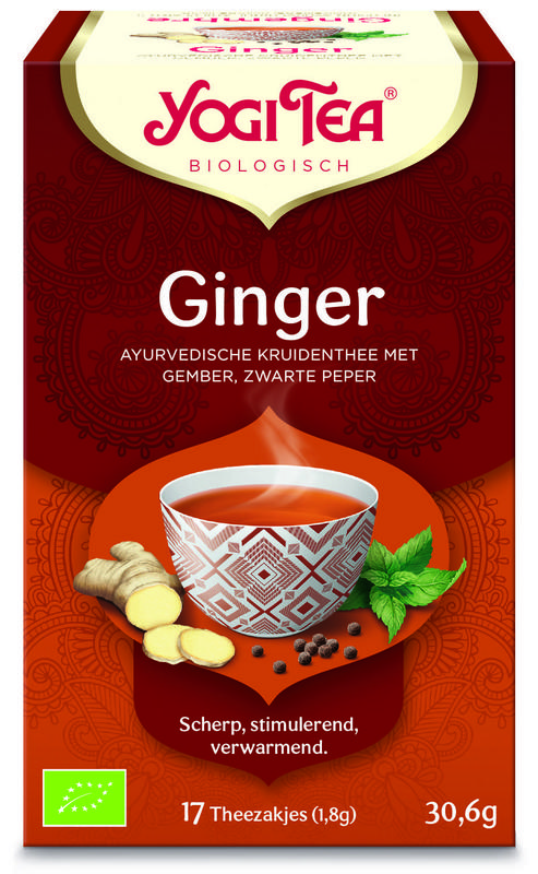 Yogi Tea Ginger
