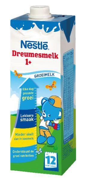 NESTLE DREUMESMELK 1plus 1liter