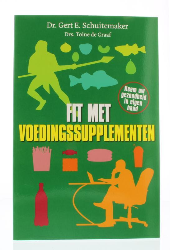Ortho Company Fit met voedingssupplementen Boek