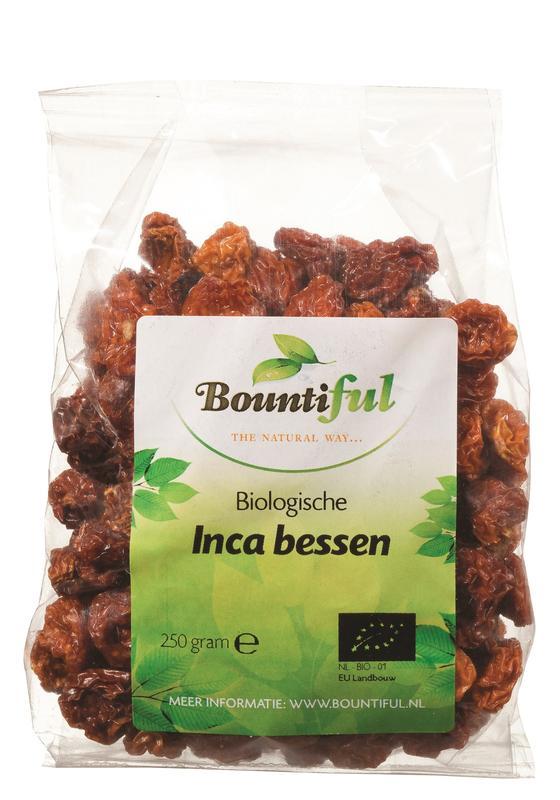 Inca bessen bio