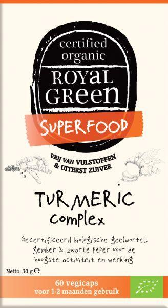Royal Green Turmeric Complex