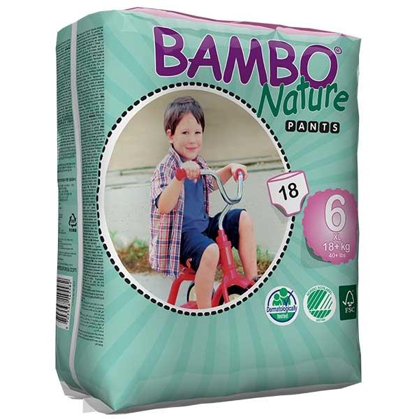 Bambo Trainingspants 6 Xl 18+