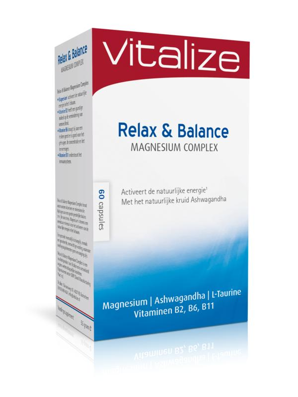 Vitalize Relax & Balance Magnesium Complex