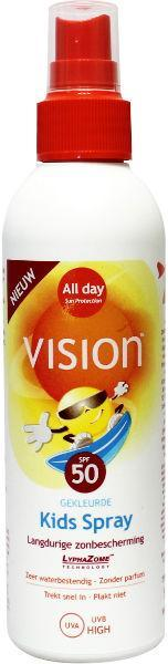 Vision Kids Spf 50 Spray