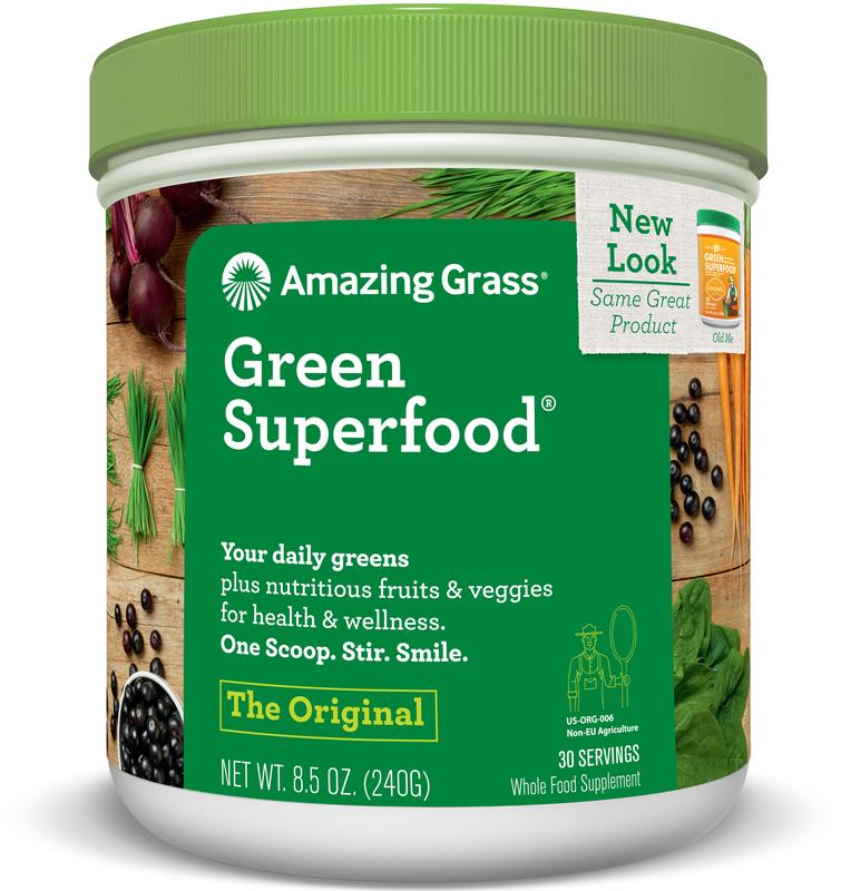 Amazing Grass Green Original Superfood