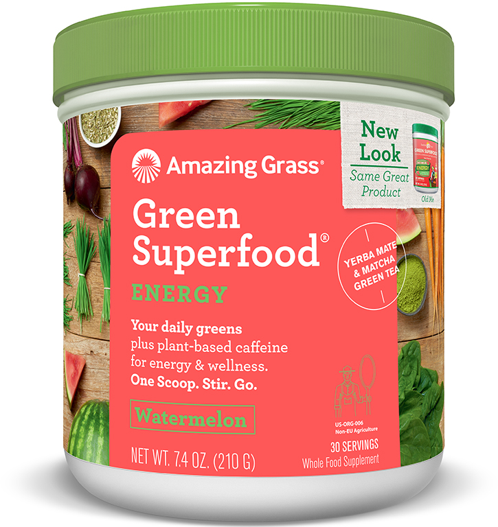 Watermelon Green Superfood Amazing Grass