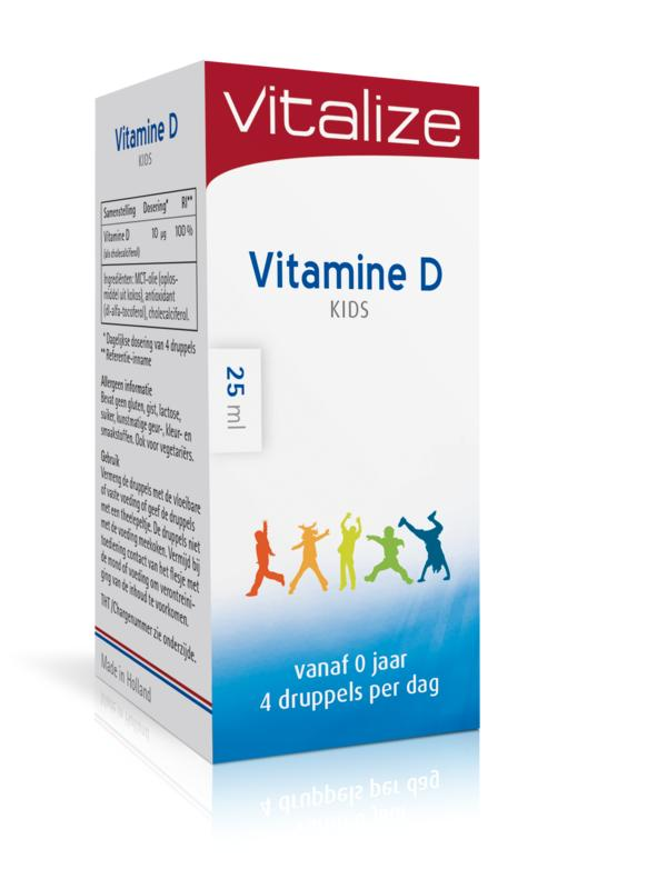 Vitalize Vitamine D Kids