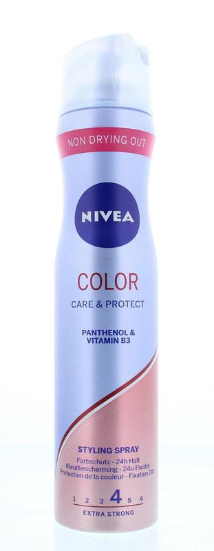 Nivea Hair Care Styling Spray Gekleurd Haar