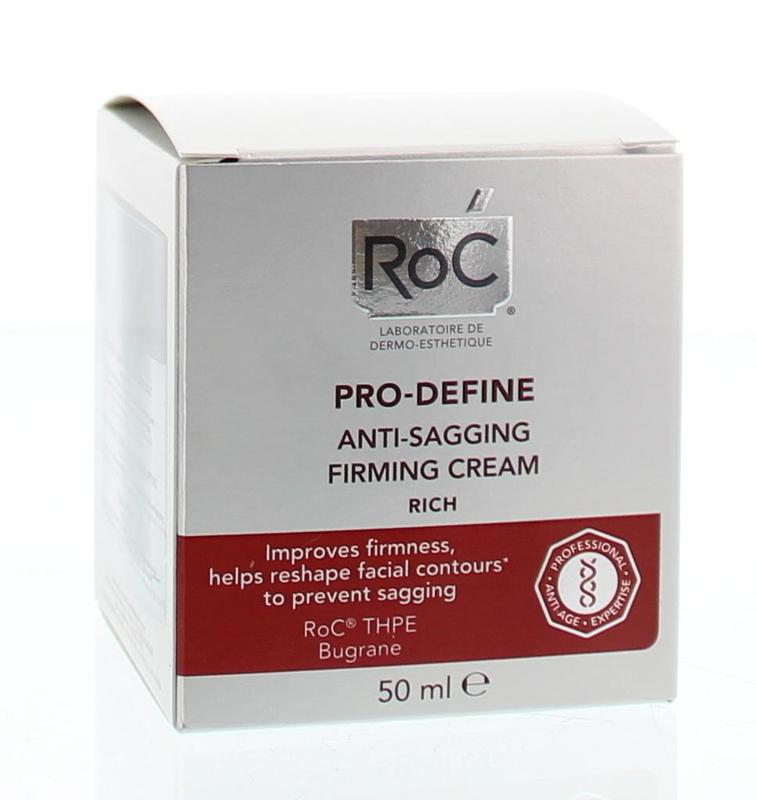 Roc Pro Define Rich Anti Sagging Firming Cream