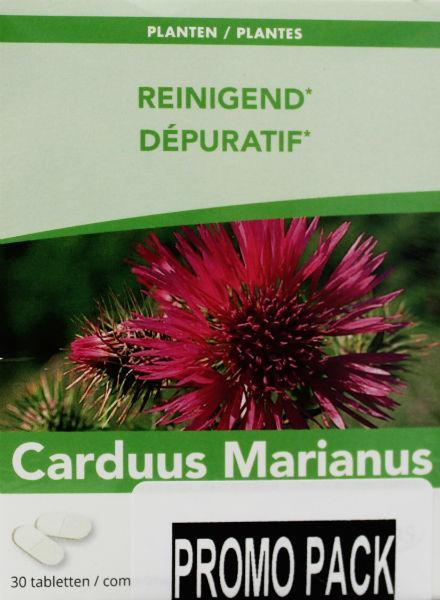 Afbeelding van Buurmanns Carduus Marianus 3 X 30 Tabletten 90tb