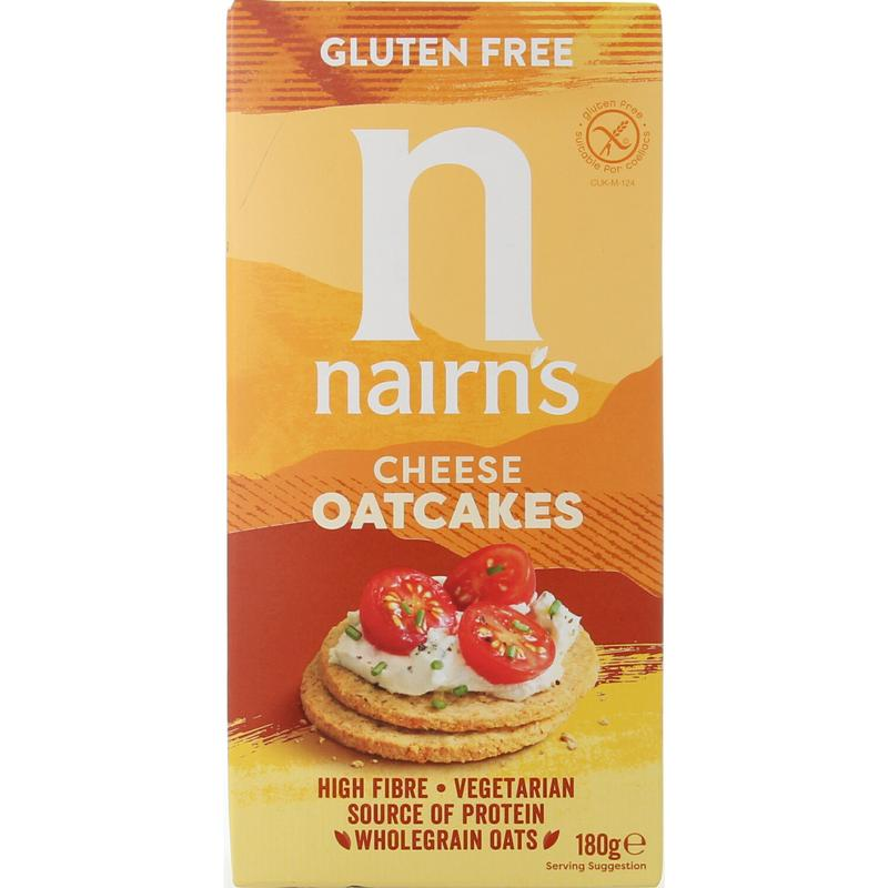 Nairns Oatcakes Cheese