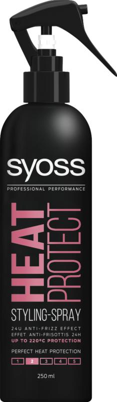 Syoss Styling-Spray Heat Protect