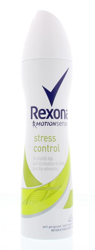 Rexona Deodorant Spray Stress Control Women