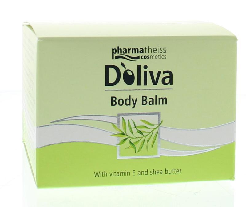 Afbeelding van Doliva Bodybalm Pot 250ml