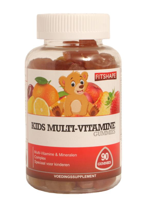 Fitshape Kids Multi-Vitamine Gummies