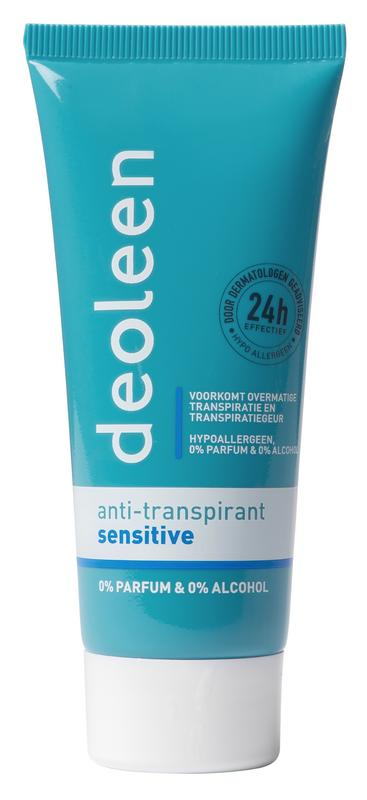 Deoleen Creme Sensitive