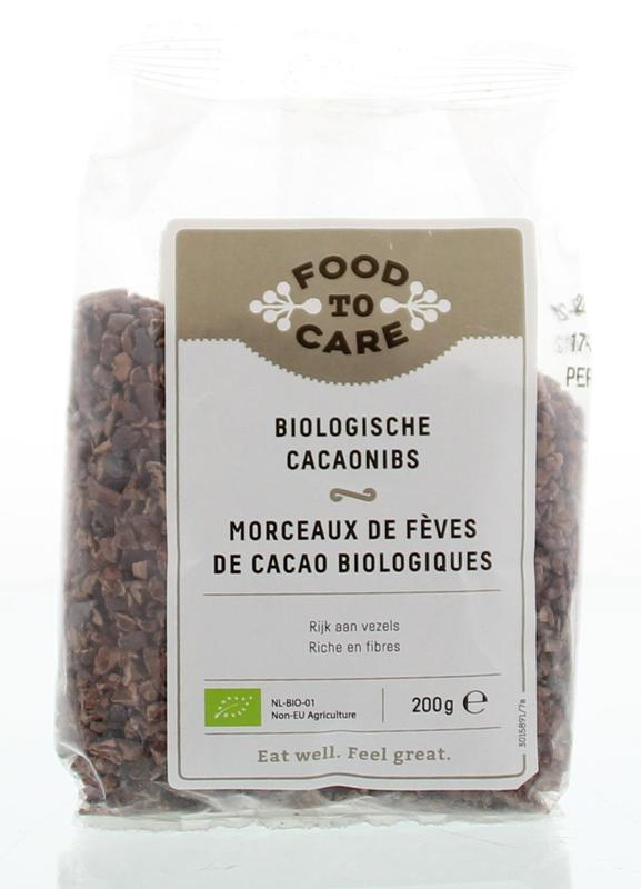 Food To Care Cacao Nibs