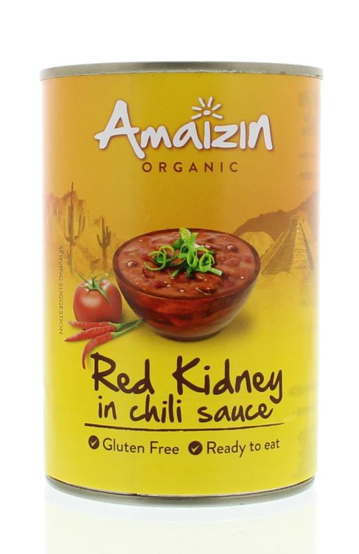 Amaizin Rode Kidneybonen In Chilisaus