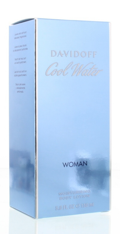 Davidoff Cool Water Woman Bodylotion