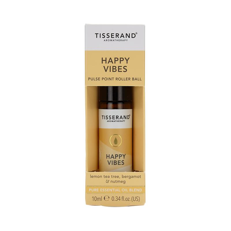 Tisserand Roller Ball Happy Vibes